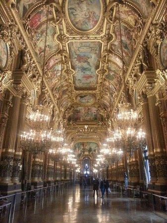 Palais Garnier - Opera National de Paris: just amazing