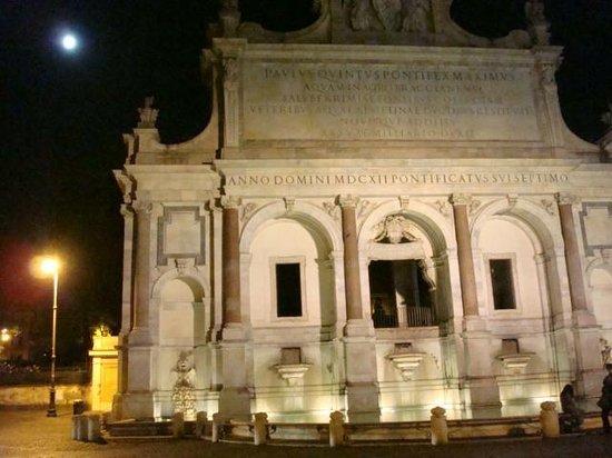 Gianicolo: fontanone