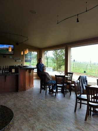Dana Campbell Vineyards: great view, great wine - come & see