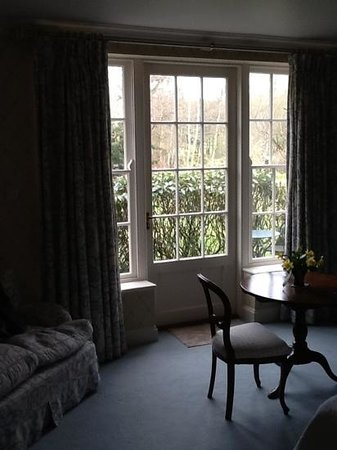 Ballymaloe House Hotel: The Blue Room