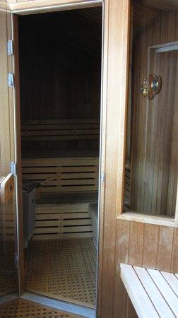Hotel Rialto: Sauna