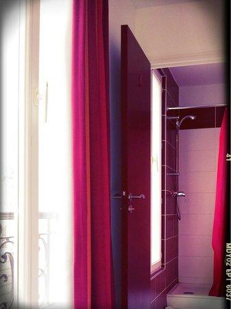 Royal Wagram: chambre