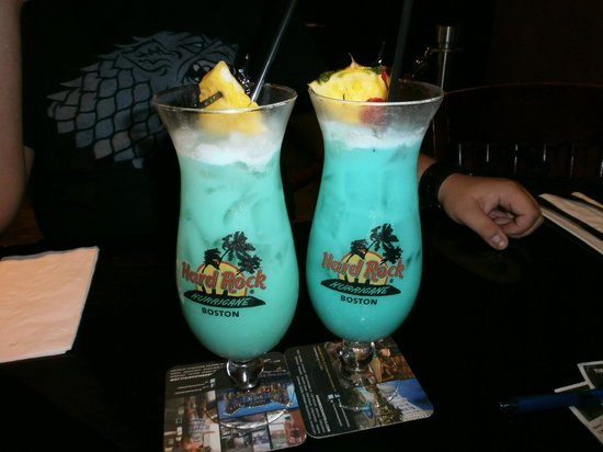 Hard Rock Cafe Boston Ma Menu Prices