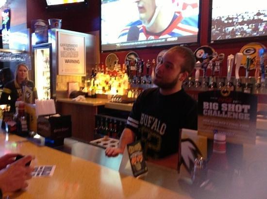Buffalo Wild Wings: corey