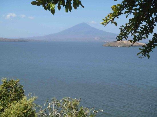 Zapatera Island: View to Monbacho