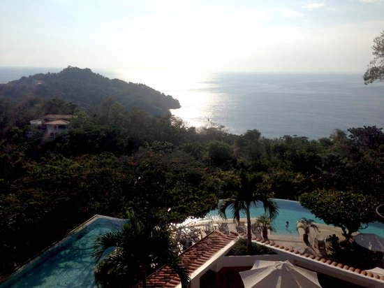 La Mariposa Hotel: Unrivaled view from my balcony!