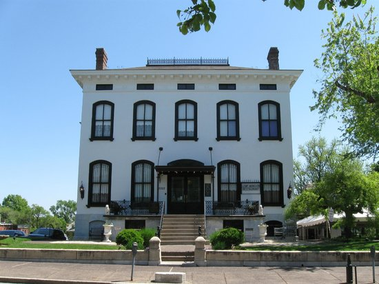 Lemp Mansion Restaurant & Inn: The Lemp Mansion