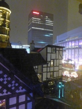 Mitre Hotel: View of the Arndale