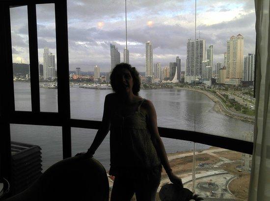 Plaza Paitilla Inn: Que Hermosa vista desde mi habitación!!!