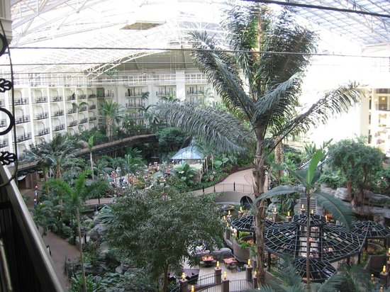 Gaylord Opryland Resort & Convention Center: View of the Atrium