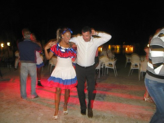 Catalonia Gran Dominicus: danse night