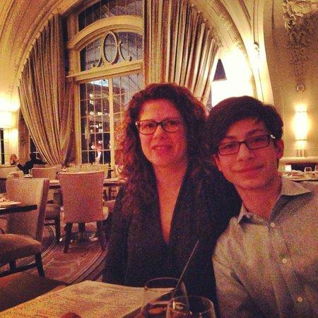 XIX Nineteen: Me and mom