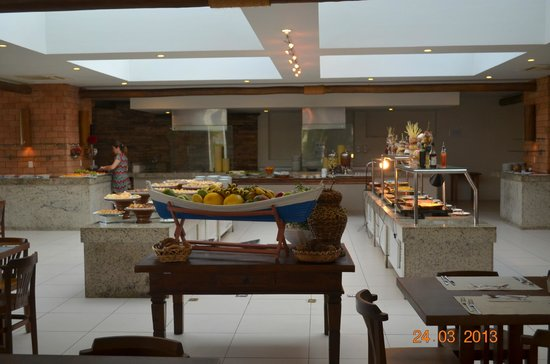 Blue Tree Park Buzios Beach Resort: Restaurante