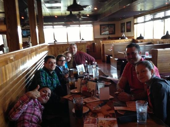 Outback Steakhouse : san francisco  outback