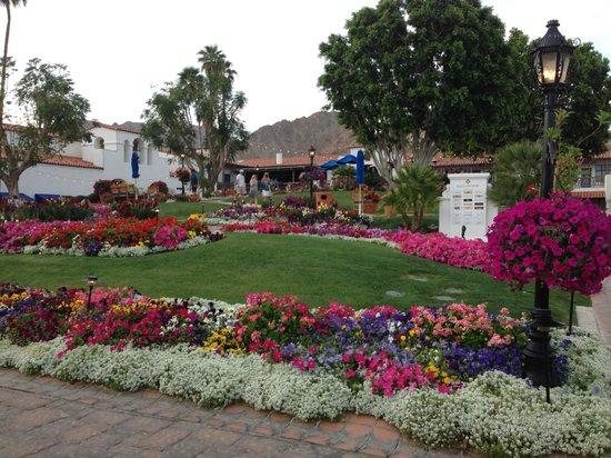 Adobe Grill @ La Quinta Resort: Front of restaurant