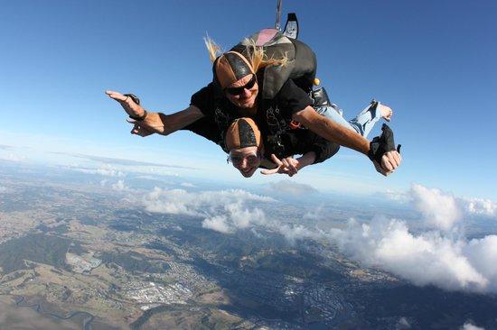 Skydive Ballistic Blondes Whangarei