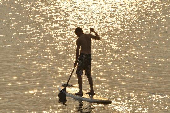 Wakeboarding Thailand Camp: Paddleboarding