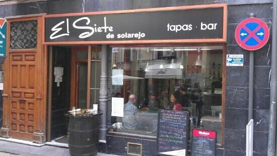 Menu De Dia Picture Of El Siete De Solarejo Toledo TripAdvisor