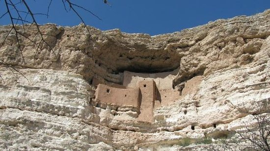 Montezuma Castle National Monument: Montezuma Castle