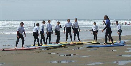 Progress Surf Academy & Swansea Surf School: Progress Surf School - Learning to surf in Gower, Swansea