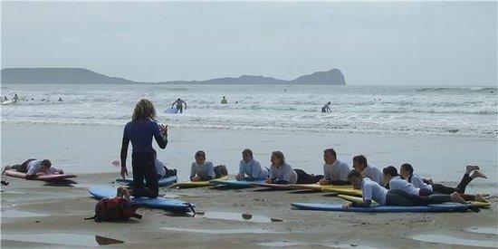 Progress Surf Academy & Swansea Surf School: Progress Surf - Swansea Surfing lessons