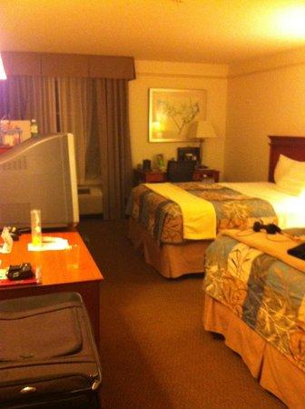 La Quinta Inn & Suites Santa Clarita - Valencia: TV