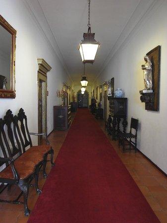 Pousada Castelo Estremoz: 廊下