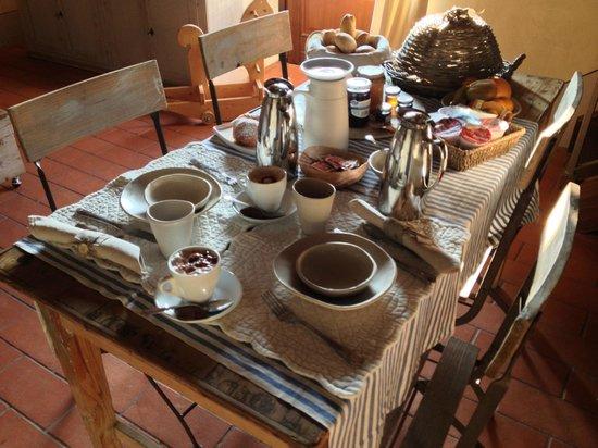 Premignaga Country House & Resort: Breakfast