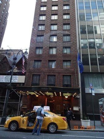 Hilton New York Grand Central : Hotel