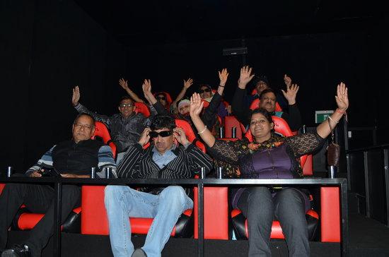 D Movie Theatre Surfers Paradise
