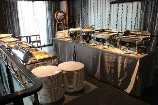 Kung Shang Design Hotel: 早餐