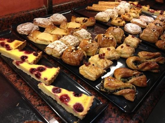 Hotel Platjador: espectacular desayuno