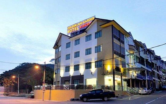 Segamat, Malaysia: Golden Lake Garden, Hotel