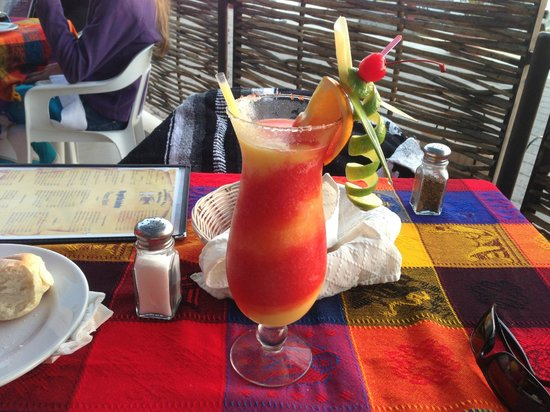 La Chatita Restaurant & Bar: AWESOME DRINK !