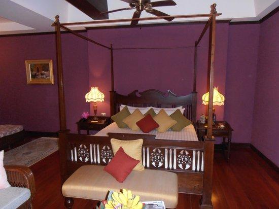 بوريبان بيبي جراند بوتيك هوتل: Very luxurious suite
