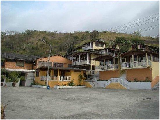 Hotel Chagra Ramos: Parking gratuito para clientes.