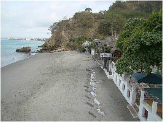 Hotel Chagra Ramos: Unico junto al mar.
