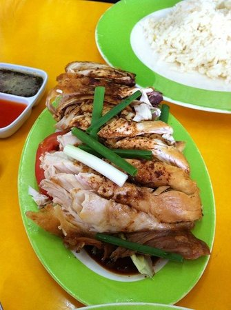 Nasi Ayam Puziah Bazar Bulat