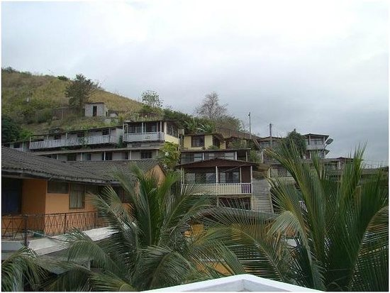 Hotel Chagra Ramos: Todas nuestras habitaciones tienen terraza y vista al mar.
