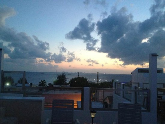 Casa Sirena Hotel: Rooftop