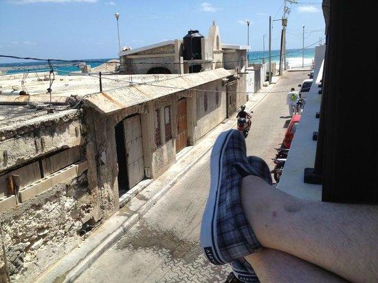 Casa Sirena Hotel: Room 3 balcony - relaxing!!!