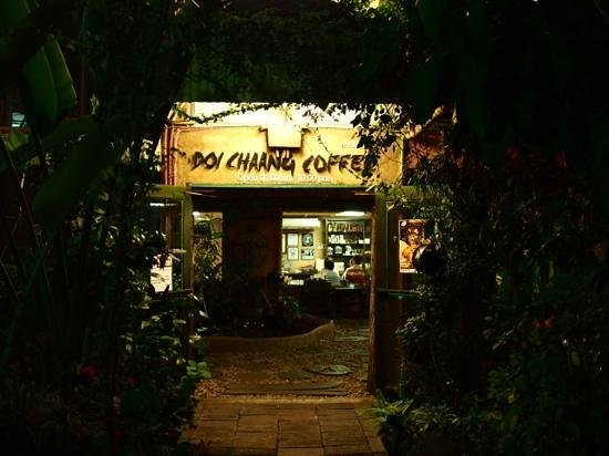 Doi Chang Fresh Coffee: Eingang