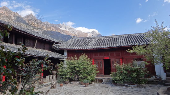 Lijiang One-day Private Tour Guide Yang: Joseph Rock's former residence