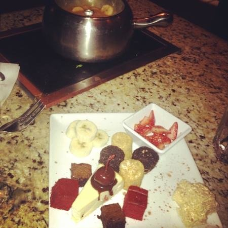 The Melting Pot: banana foster. delicious!