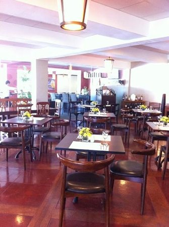 Lima Park Hotel: The Asian Flavors Restaurant