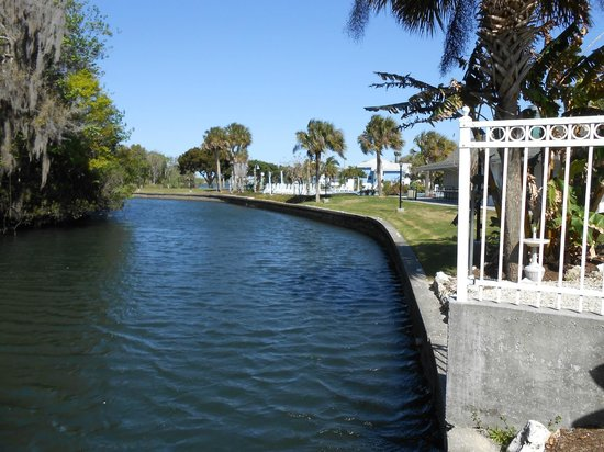 Plantation on Crystal River: Waterway to Manatee's