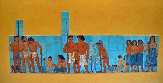 Pu'uhonua O Honaunau National Historical Park: Mosaic