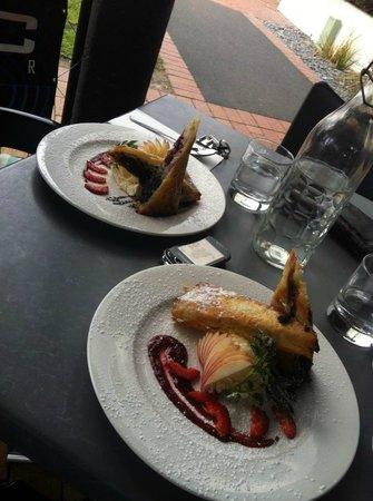 Seismic Gastrobar: yummy desserts