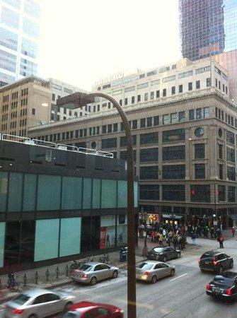 Minneapolis Skyway System: skyway