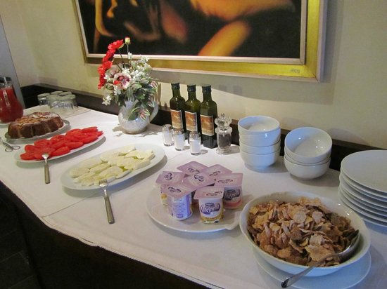 Locanda Viani: breakfast
